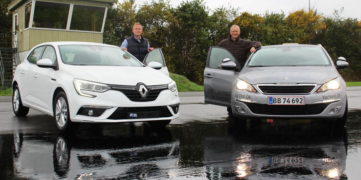 Kørekort i Fjerritslev → Ny køreskole med 2 erfarne kørelærere